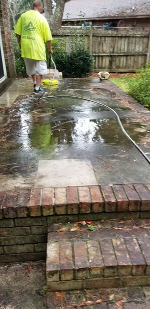 Before & After Pressure Washing in Charleston, SC (1)