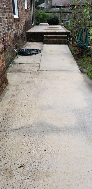 Before & After Pressure Washing in Charleston, SC (3)