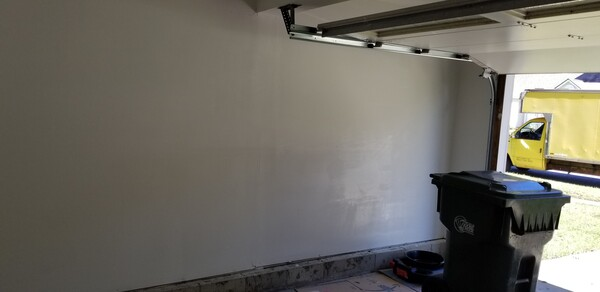 Before & After Interior Garage Walls Painted in Charleston, SC (5)