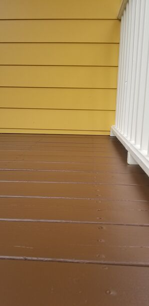 Deck Painting in Charleston, SC (2)